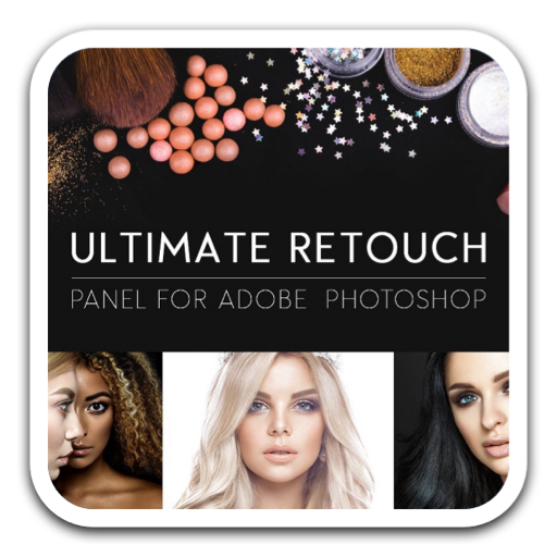 Ultimate Retouch Panel for mac(ps人像处理面板插件集)