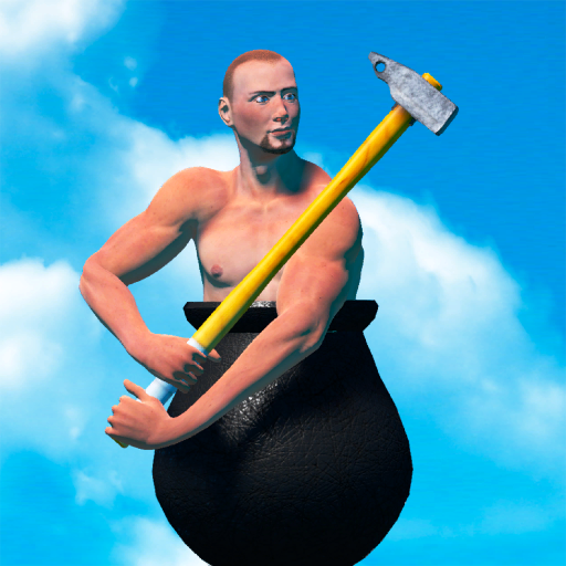 Getting Over It with Bennett Foddy for mac(倔地求升)