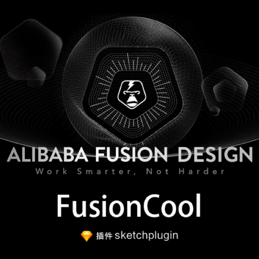 Alibaba Fusion Cool Mac(sketch设计规范框架插件)